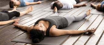 you ve probably practiced yoga nidra without even realizing it it s that moment right before you fall asleep when your body is heavy and relaxed and your