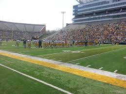 Kinnick Stadium Section 104 Rateyourseats Com