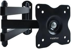 <b>Кронштейн для</b> телевизоров <b>Kromax DIX</b>-<b>15</b> black — купить в ...