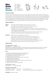 Nurse Cv Template Best Sample Travel Nursing Resume Page 48 Nurses Template Nurse Cv Free
