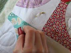Finally a site that showed me how to get started quilting by hand ... & Finally a site that showed me how to get started quilting by hand | Quilt |  Pinterest | Hand quilting, Tutorials and Patchwork Adamdwight.com
