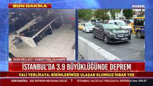SON DAKİKA: İstanbul'da 3.9 büyüklüğünde deprem oldu! 19 Haziran Kandilli  Rasathanesi ve AFAD son depremler | Günde