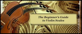 The Beginners Guide To Violin Scales Video Tutorial