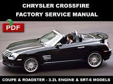 chrysler crossfire service manual chrysler 2004 2008 crossfire factory service repair manual wiring diagram