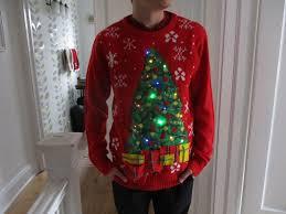 Light Up Christmas Sweater Kids Singing Light Up Christmas Sweater 9 Steps With Pictures