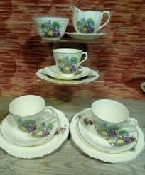 British anchor's earthenware and thomas poole & gladstone china's 'royal stafford' bone china became brand names of a new subsidiary 'hostess tableware ltd' (hostess tableware had been a british anchor trade name since the 1960's). Anchor Pottery In Other Pottery For Sale Ebay