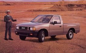 1992 - 1999 Isuzu Pickup | Top Speed