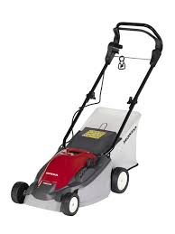 electric lawn mower. honda hre 370 lawn mower electric