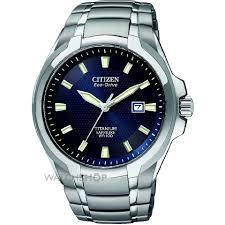 """men s citizen titanium eco drive watch bm7170 53l watch shop comâ""""¢ mens citizen titanium eco drive watch bm7170 53l"""