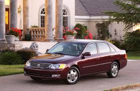 2003 Toyota Avalon ii – pictures, information and specs - Auto ...