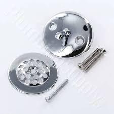 bathtub trim kit drain kit delta roman tub trim kit brushed nickel