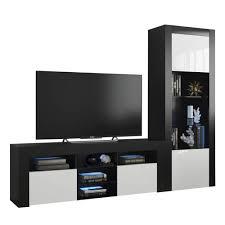 milano set 145 bk modern black white