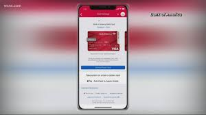 The georgia ui debit mastercard card is the new way to receive your unemployment insurance payments. Bank Of America Launches New Digital Debit Card 13wmaz Com
