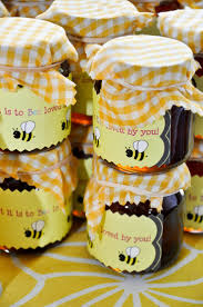 Bumble Bee Baby Shower Stickers Set Of 324 U2013 DistinctivsBumble Bee Baby Shower Party Favors