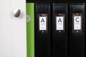 Labeling Binders A Free Binder Label For You Cz Design