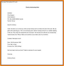 6 7 Charitable Donation Letter Template Wear2014 Com