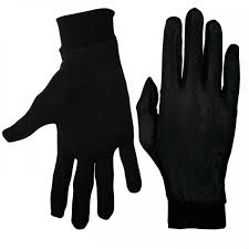 Roeckl Liner Gloves Silk Black