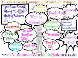 2b Work Life Balance Infographic vancouver work life balance rate your life on get outta your mind and into your life worksheets