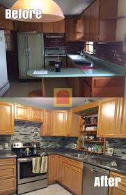 Bargain Outlet Kitchen Design Kitchen Makeover By Karen F Chicopee Ma We Bought