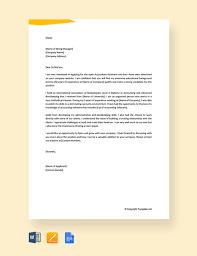 12 Sample Job Application Letters For Assistants Doc Pdf