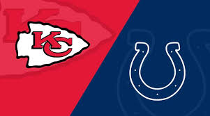 Indianapolis Colts Depth Chart 2018 Indianapolis Colts At Kansas City Chiefs Matchup Preview 10