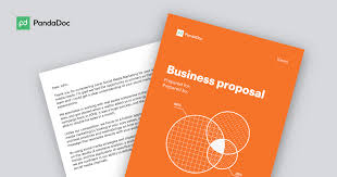 Product Sales Proposal Template Custom 48 Steps How To Write A Business Proposal [NEW Templates 48]