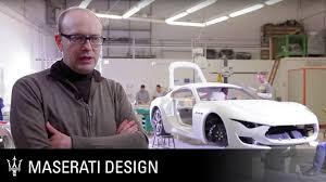 Maserati Auto Designer Maserati Alfieri Concept Car The Design Process