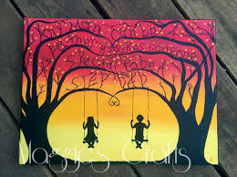 Easy Canvas Painting Painting Ideas For Kids Room Hd Image 2355 High Definition Home
