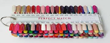 Lechat Perfect Match Color Chart 216 Colored Tips