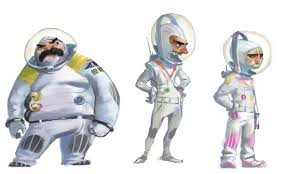 Astronaut Character Design Astronauts In 2019 Character Design Astronaut Deviantart