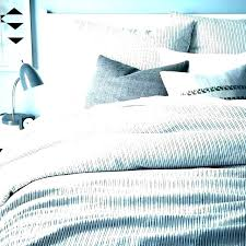 blue stripe bedding ticking duvet cover d and white striped king size blue stripe bedding