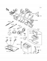 1992 kawasaki vulcan 500 en500a chassis electrical schematic search results 0 parts in 0 schematics