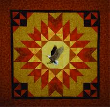 orange leaf gift card balance inspirational terrific eagle quilted wall hanging a great t for the