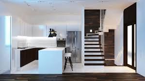 Kitchen Minimalist L Shaped White Kitchen Cabinet Ideas Ikea Black