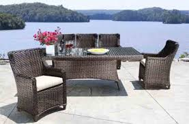 outdoor wicker patio furniture. Outdoor Wicker Patio Furniture - Nevada Dining Set With A Luxury Design In Toronto R