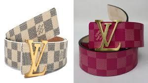 Designer Louis Vuitton Belts 15 Louis Vuitton Belt Design Images For Men And Women In