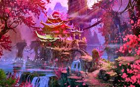 Asian Landscape Art Wallpaper Asian Paintings