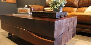 diy rustic farmhouse coffee table