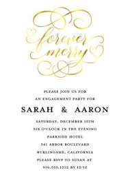 Engagement Invitations Personalized Party Invites With Photos