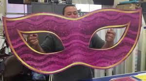 Large Masquerade Masks For Decoration Large Masquerade Graphic [Prolab Digital] YouTube 7