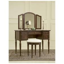 ... Impressive Three Way Vanity Mirror For Your Bedroom And Wardrobe  Decoration : Artistic Bedroom Furniture For ...