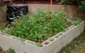 cinder block garden idea google 11