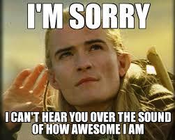 Memes Vault Because I'm Awesome Memes via Relatably.com