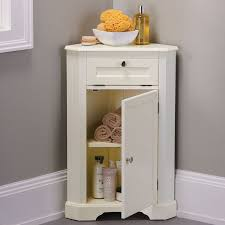 Interesting Bathroom Corner Storage Cabinets Weatherby Cabinet Pinterest Intended Decorating Ideas
