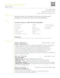 Graphic Design Resume Objective Flash Designer Resume Graphic Designer Resume Objective Sample 4