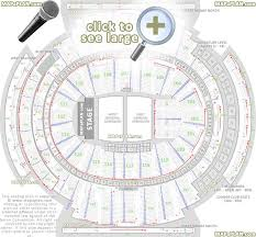 Interactive Madison Square Garden Seating Chart Www