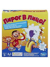 Игра настольная <b>Пирог</b> в лицо <b>HASBRO</b> ИГРЫ 2797760 в ...
