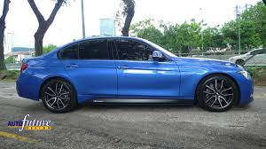 BMW 5 Series bmw 5 series bbs : BMW F30 M Sport equipped with BMW M Performance Accessories and ...