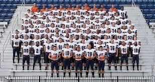 2012 Hobart Football Roster