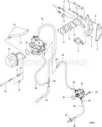 Intake manifold fuel pump